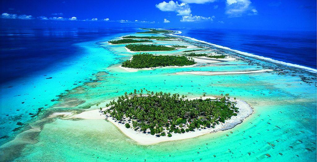 Alla Scoperta di 3 isole della Polinesia in 4*