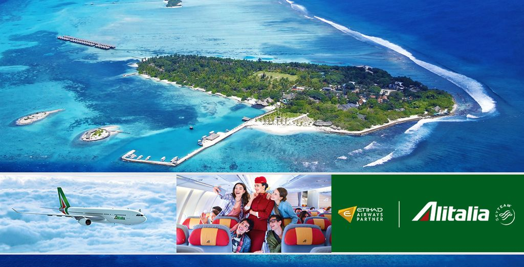 Partite per le Maldive