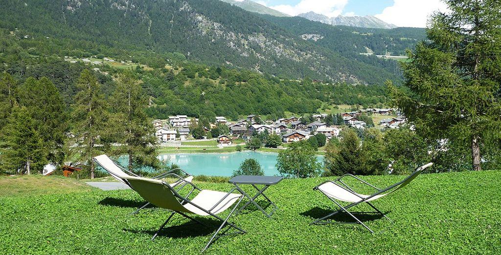 Benvenuti in Valle D'Aosta!
