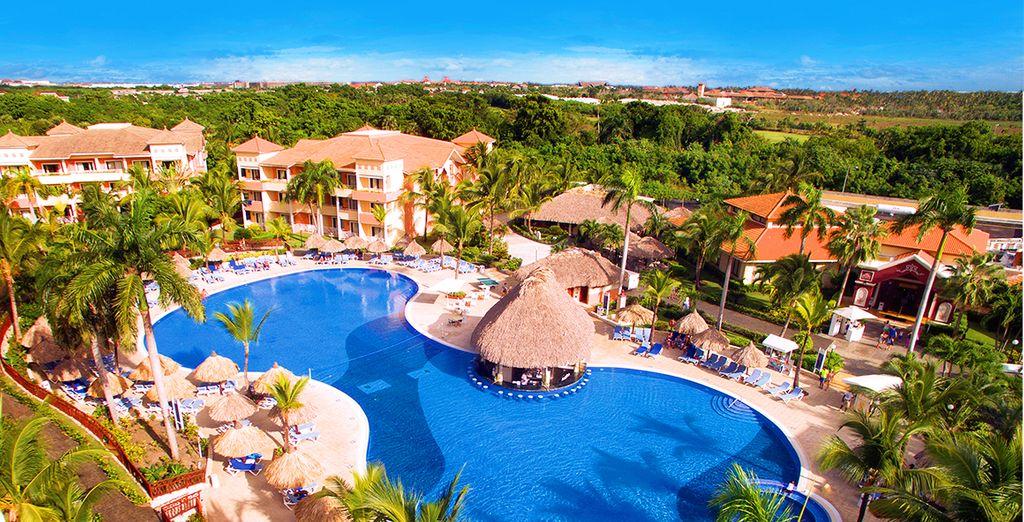 Partite per un soggiorno a 5* a Punta Cana