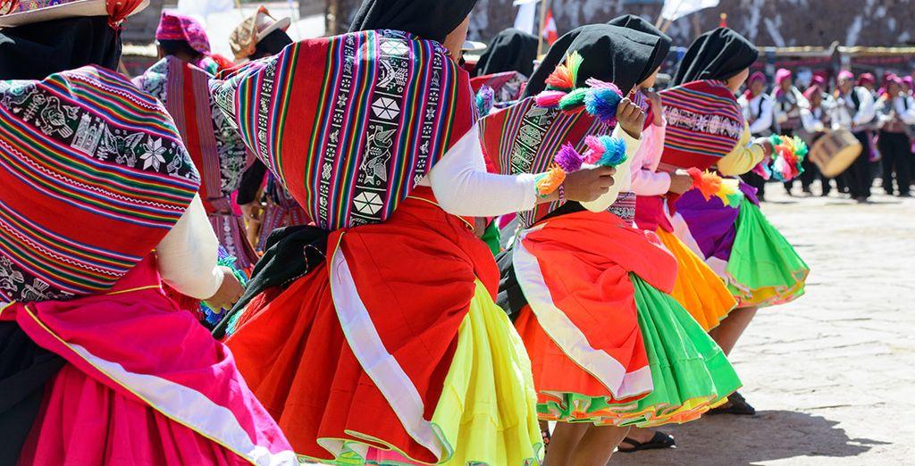 Cultura e tradizione del perù