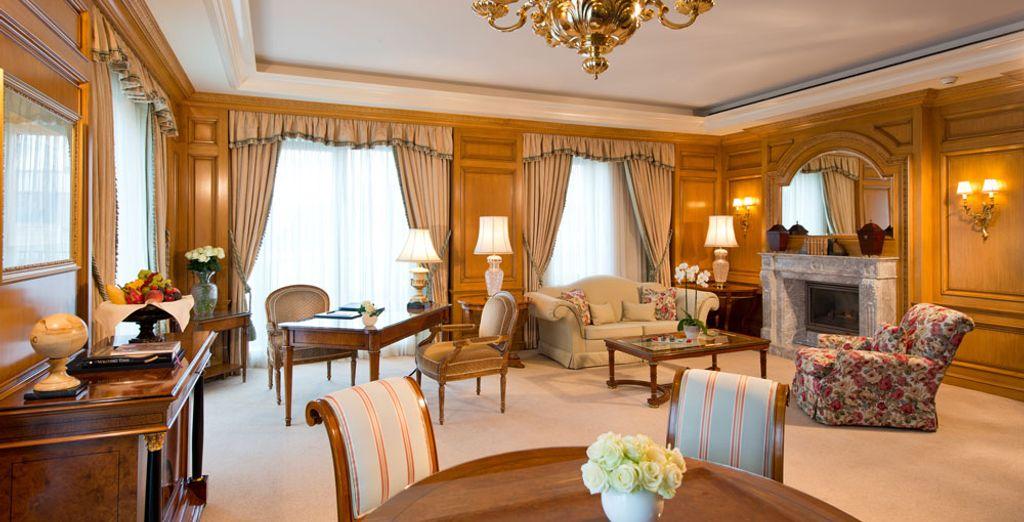 Hotel di lusso con camere spaziose e tutti i comfort, nel cuore di Berlino, in Germania