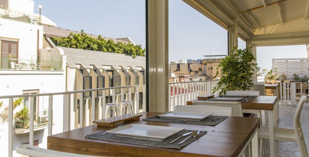 Il Bio Hotel Palermo vi attende per farvi scoprire un nuovo concept di albergo