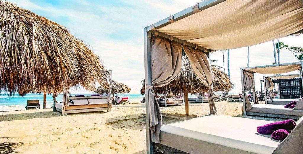Godetevi le meravigliose spiagge di Punta Cana!