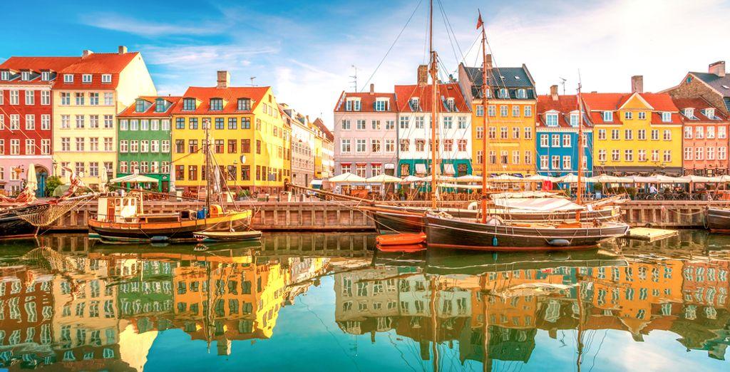 Benvenuto a Copenhagen!