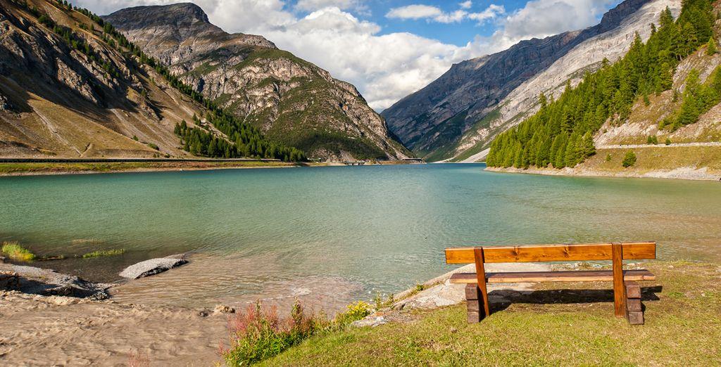 Godetevi un soggiorno tra i paesaggi incontaminati della Valtellina