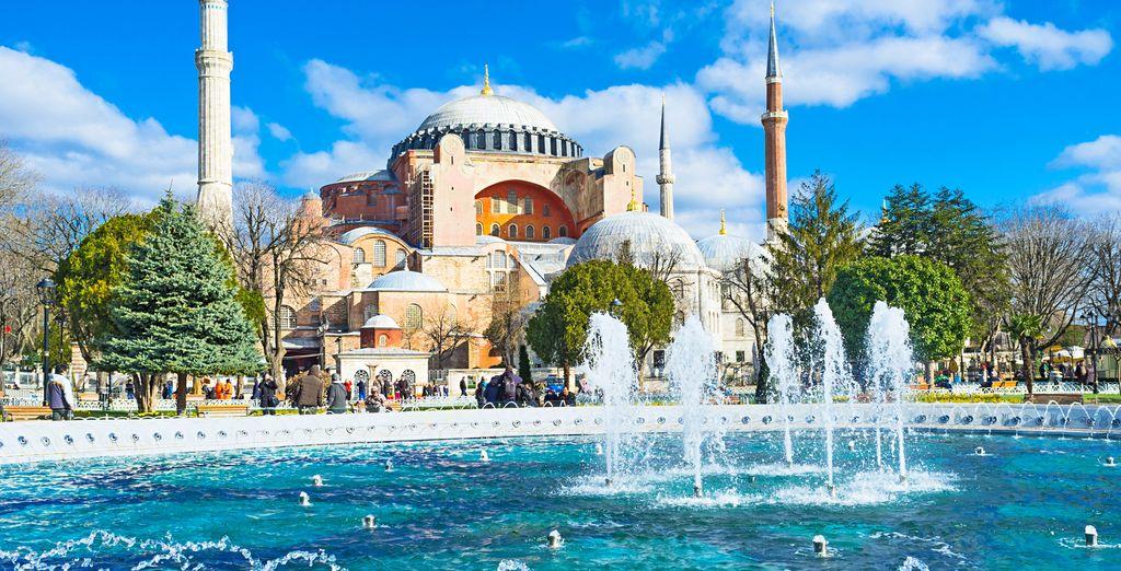 Benvenuti nel distretto di Beyoglu, il cuore culturale di Istanbul