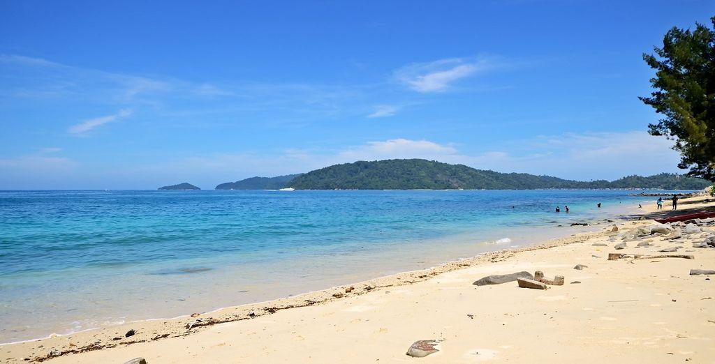Benvenuti in Malesia, un luogo incredibile nel continente Asiatico.