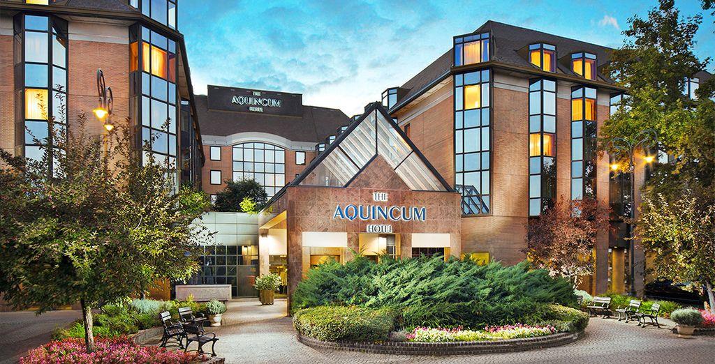 Pronti a vivere un soggiorno indimenticabile a Budapest presso The Aquincum Hotel 4*?