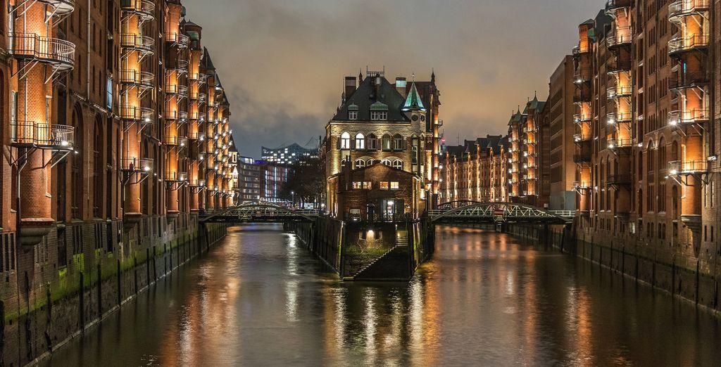 Una città ricca di storia