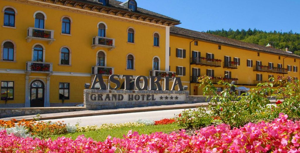 Grand Hotel Astoria Lavarone Recensioni