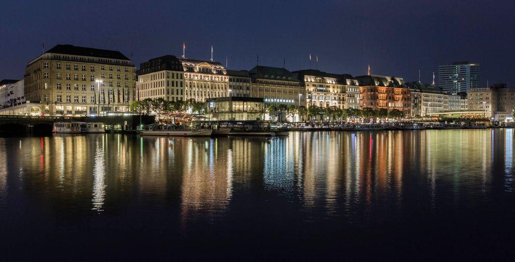 Scoprite Amburgo e la sua vita vivace