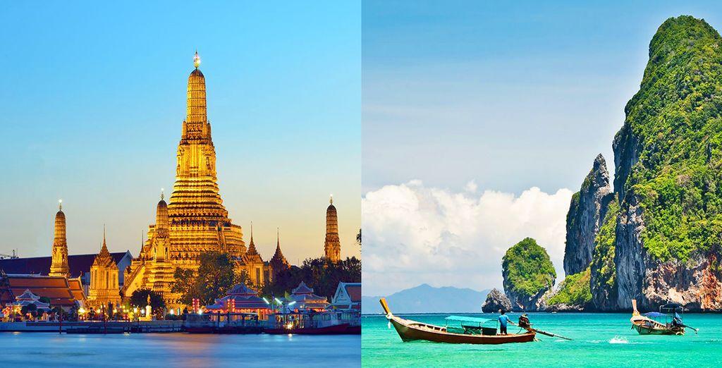 Partite per un esclusivo soggiorno in Thailandia, tra Bangkok e Phuket