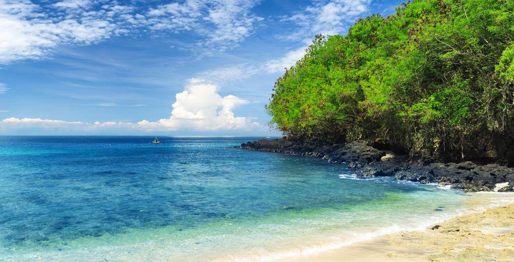 e le sue paradisiache spiagge