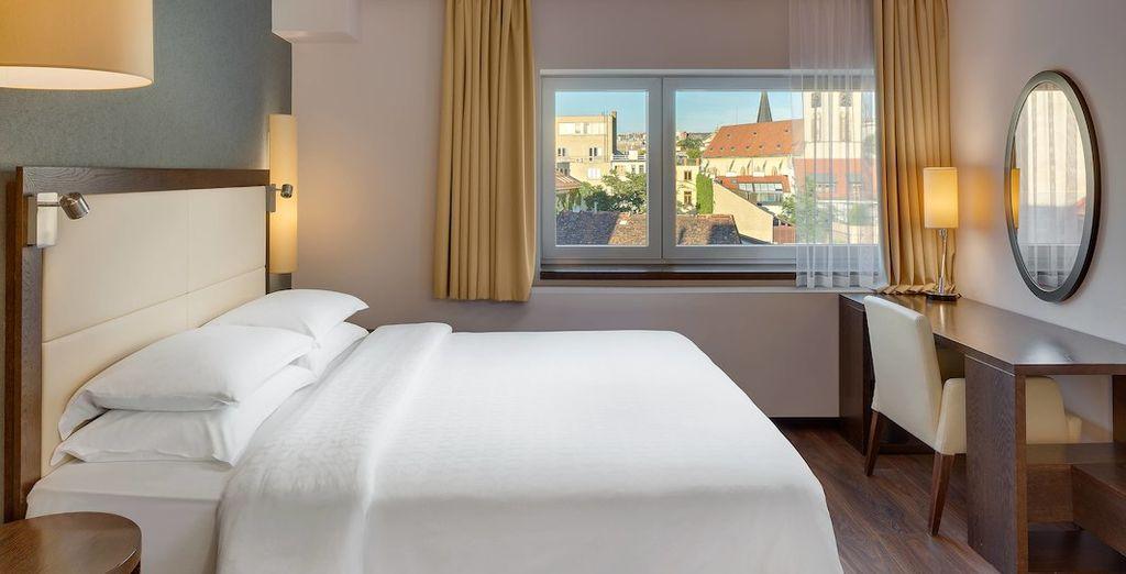 Hotel Sheraton Prague Charles Square 5*