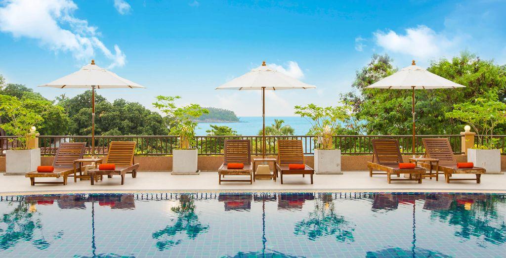Dove soggiornerete al Chanalai Garden Resort 4*