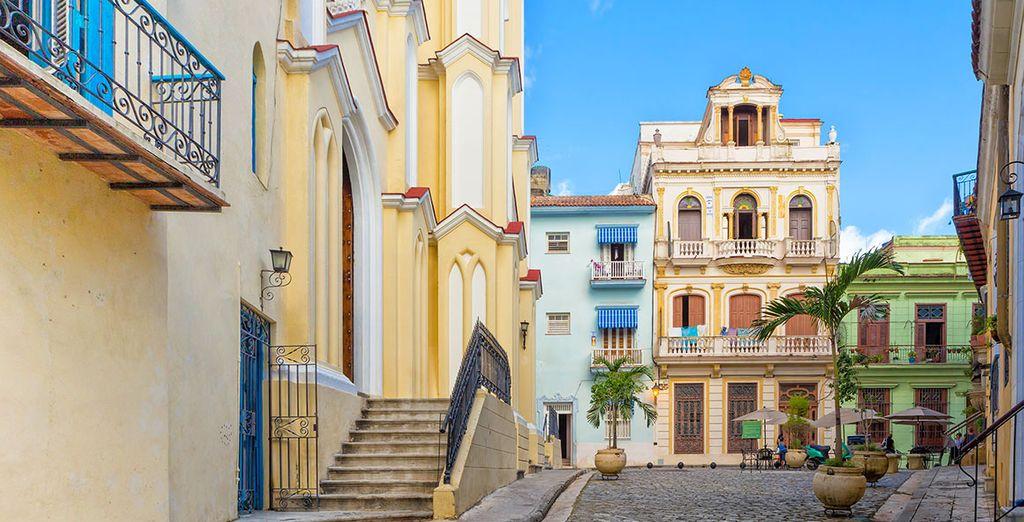 Iberostar Riviera Hotel 4* a L'Avana & Iberostar Tainos 4* a Varadero