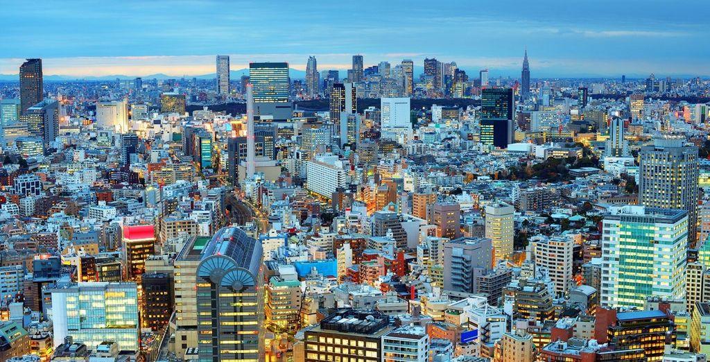 Inizierete da Tokyo