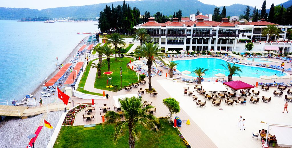 Benvenuti ad Antalya, splendida località della costa turca