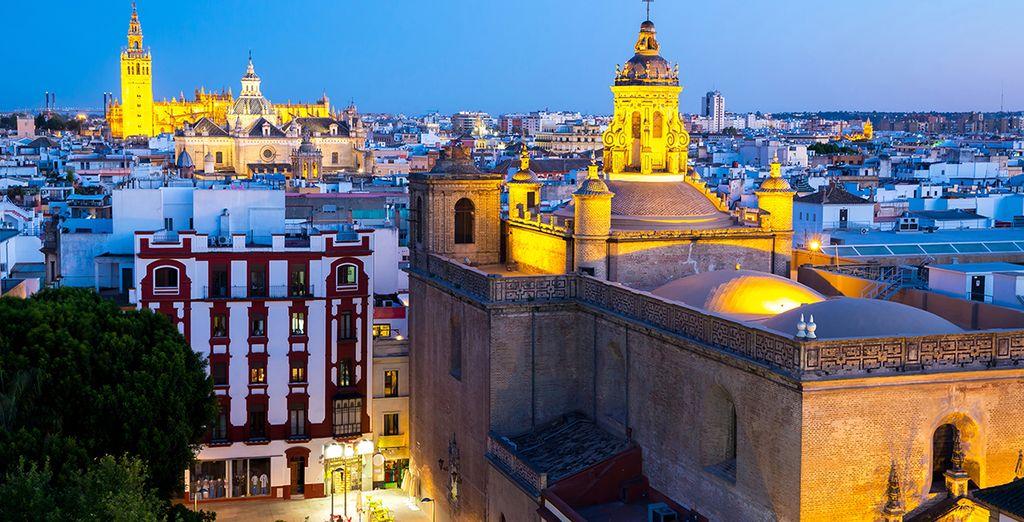 Benvenuti a Siviglia
