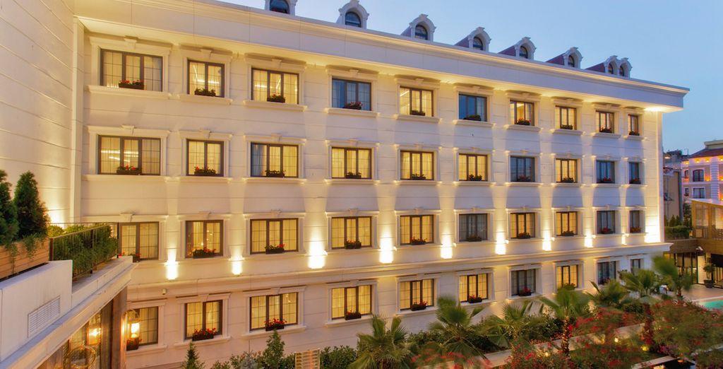 Nel vostro Hotel Sura 5*