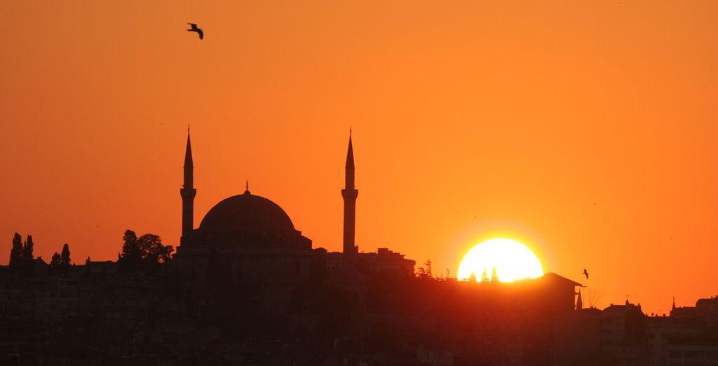 Partite alla scoperta di Istanbul...