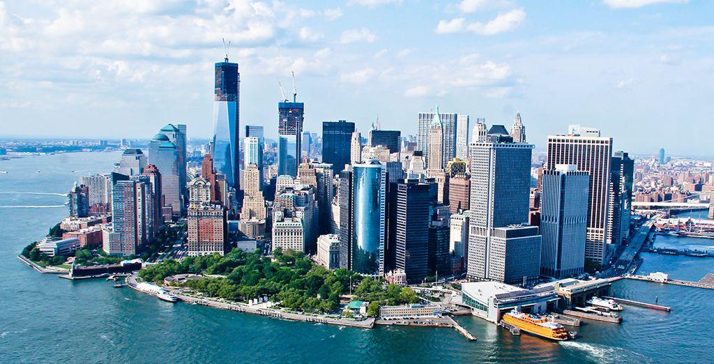 Scoprite l'Upper East side di Manhattan