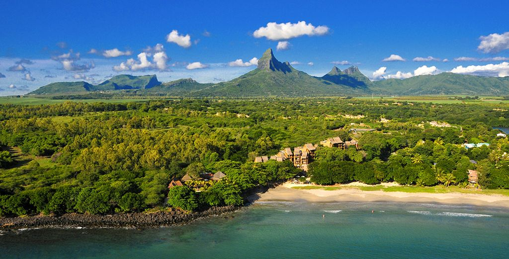 Benvenuti a Mauritius