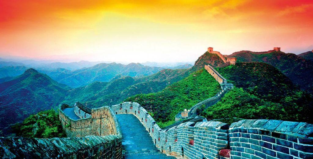 Un tour esclusivo alla scoperta della Cina