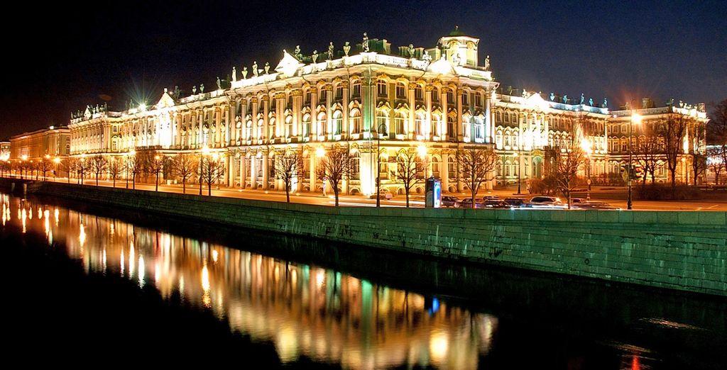 E il celebre Hermitage