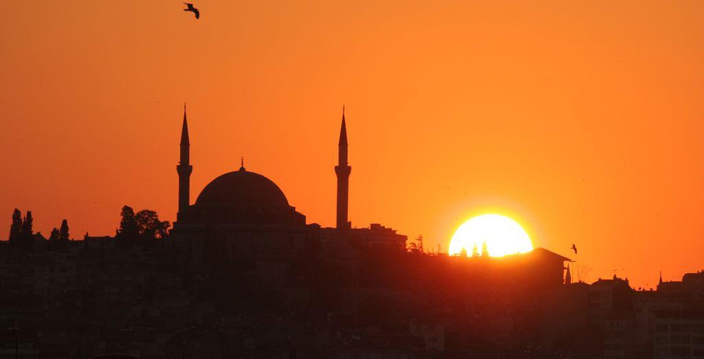 Istanbul vi incanterà con le sue bellezze