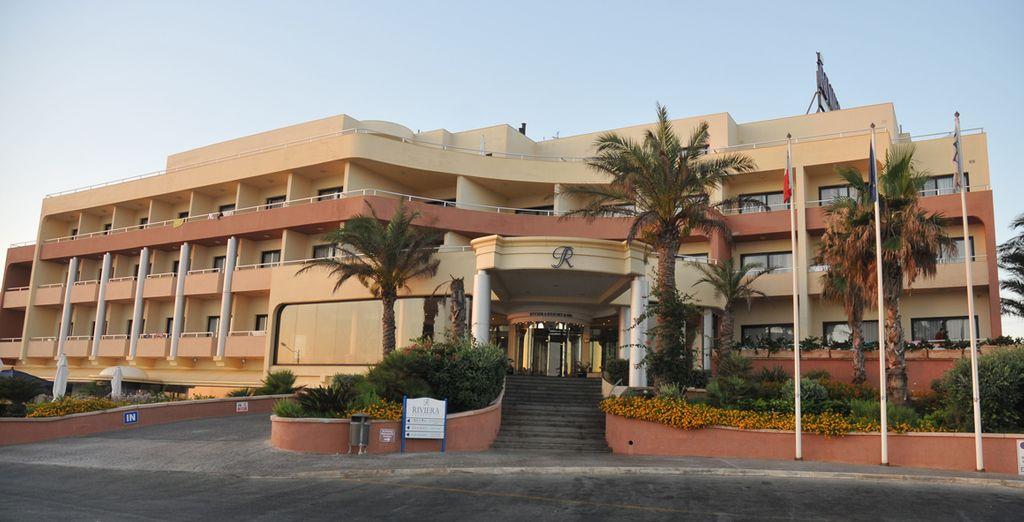 The Riviera Resort & Spa è un moderno 4*...