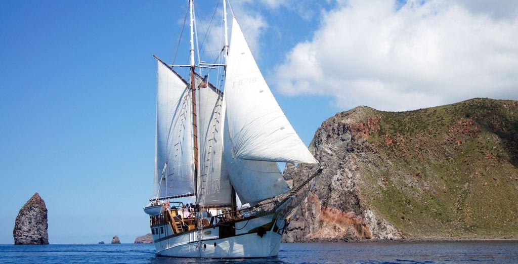 Partite alla scoperta delle Isole Eolie