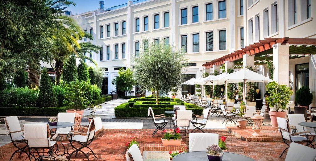 Scoprite un esclusivo hotel nel cuore di Valencia