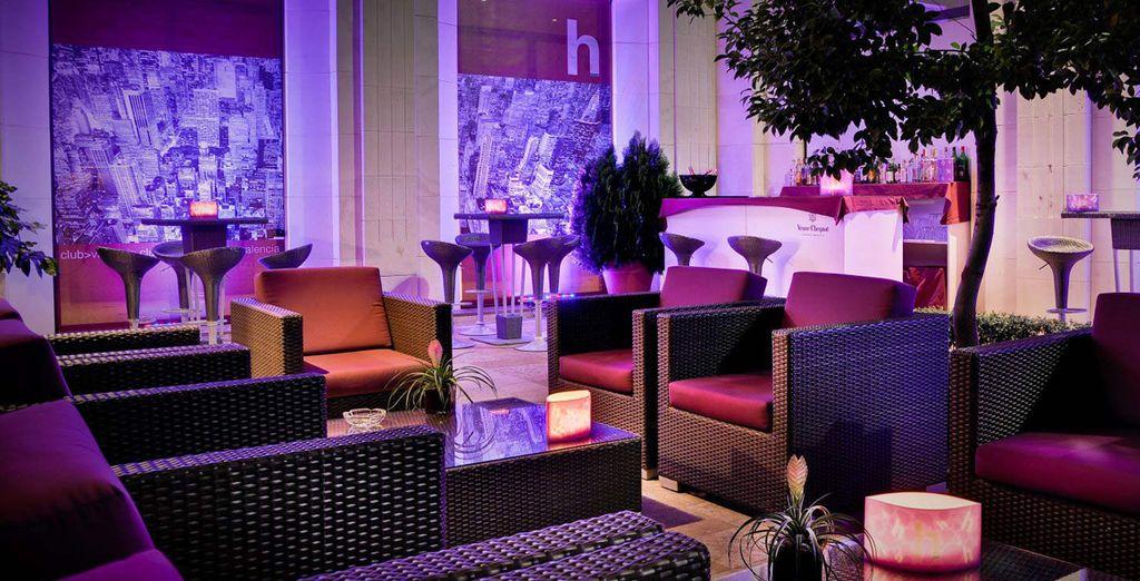 Una serata in compagnia accompagnata da un ottimo cocktail