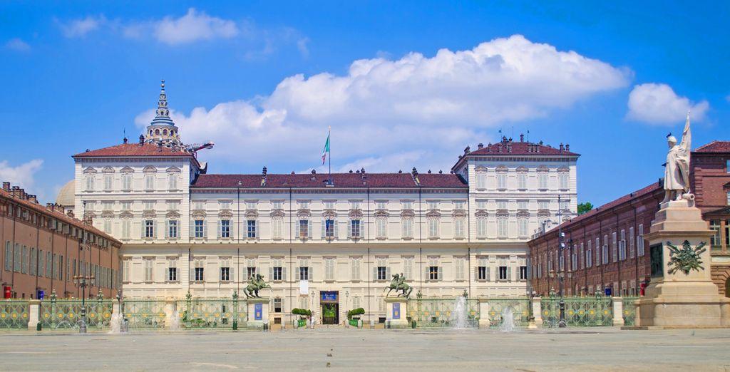 Torino con le sue bellezze vi conquisterà