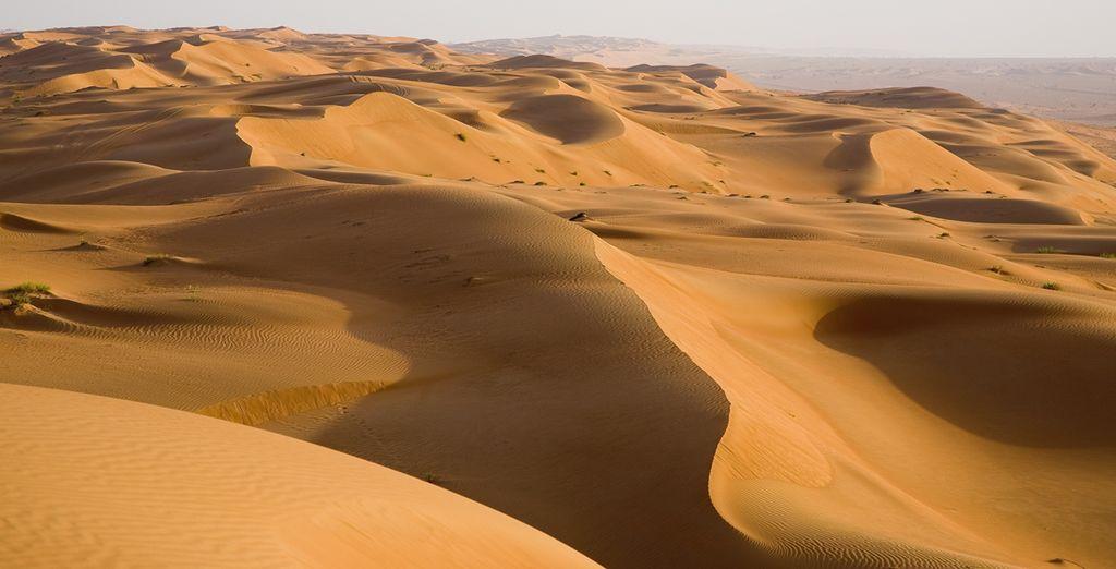 deserto dell'Oman