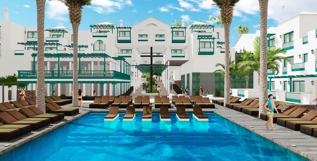 Benvenuti all'Hotel Barceló Teguise Beach: un hotel di nuova apertura