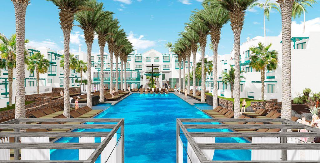 Un hotel unico perfetto per fuggire dallo stress