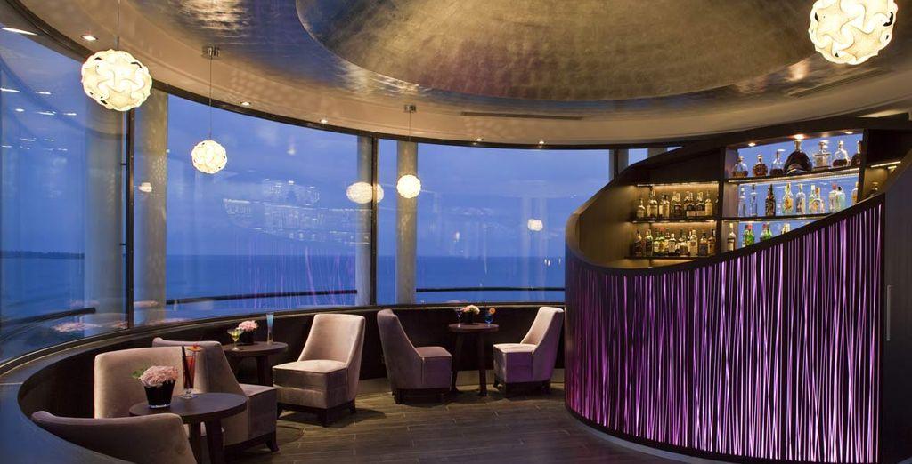 Il Ristorante e Bar 360 delizierà i vostri palati