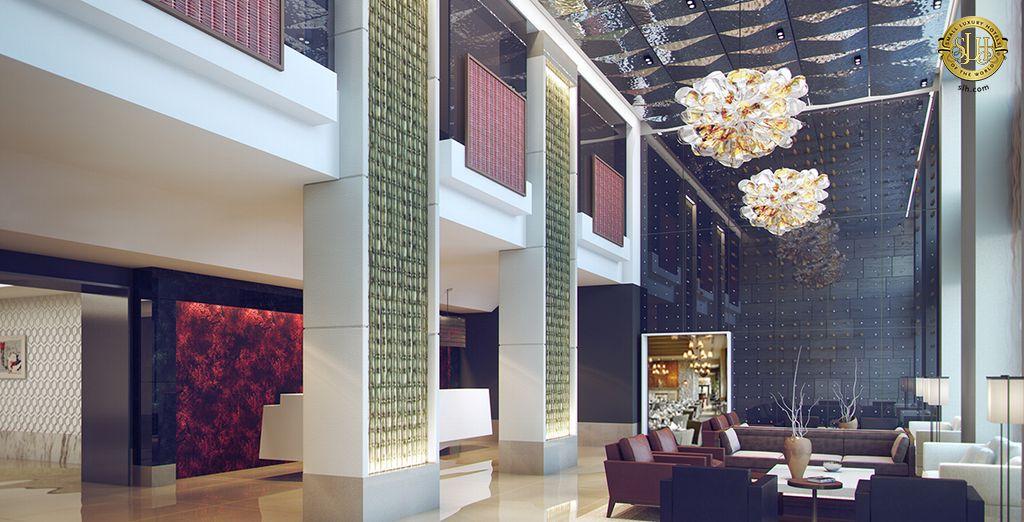 The Quin fa parte dei Small Luxury Hotels Of The World