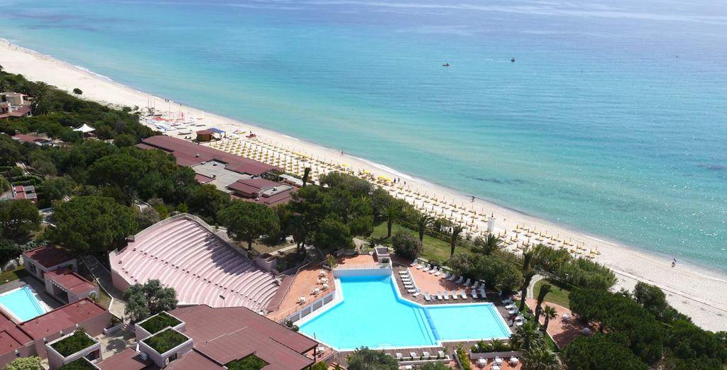 Free beach club 4 voyage priv fino a 70 - Piscina rei village ...