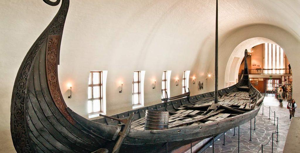 e del Museo delle navi vichinghe