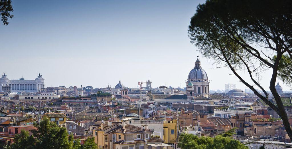 Roma, un vero museo a cielo aperto