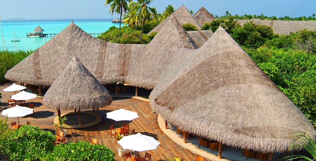 Il vostro resort dalla struttura caratteristica