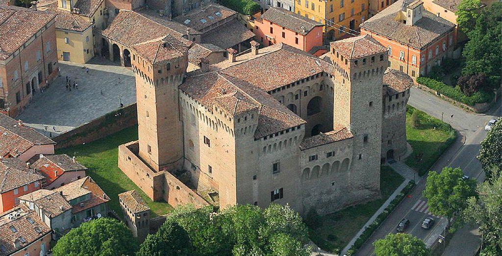 E non perdetevi l'affascinante Castello di Vignola