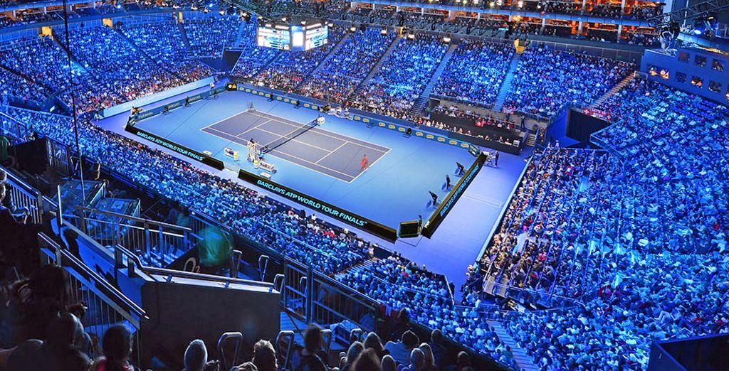 ATP World Tour Finals vi aspettano a Londra
