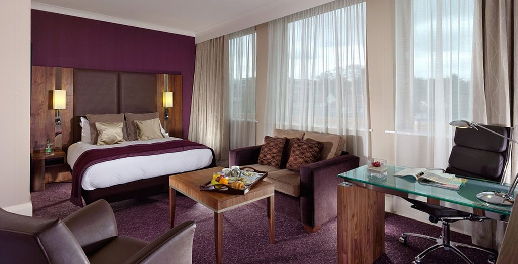 Benvenuti a Londra, al Crowne Plaza London Ealing