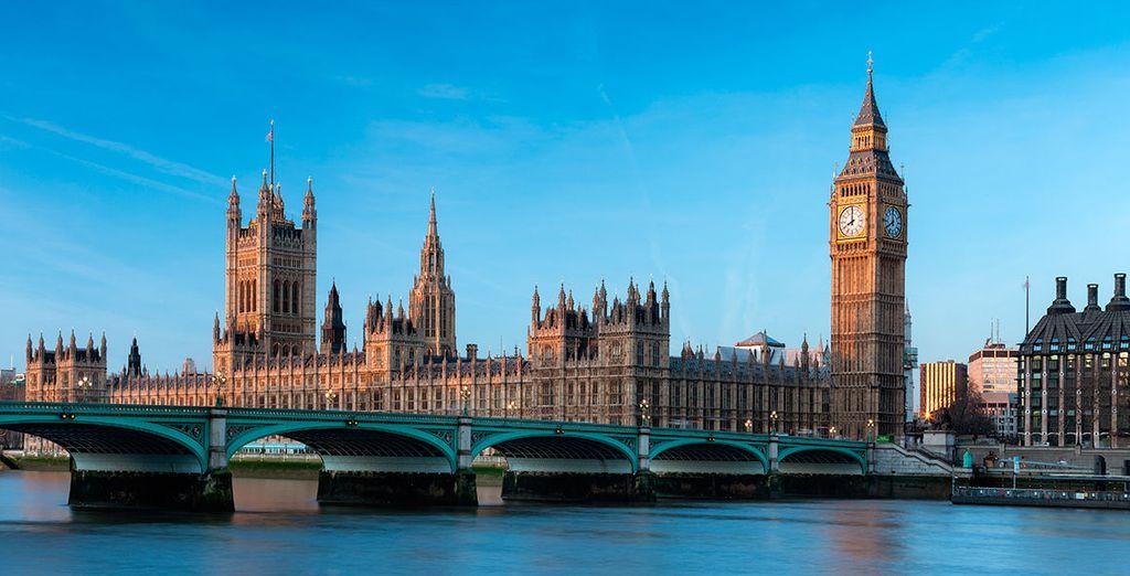 Famose in tutto il mondo, le attrazioni turistiche di Londra vi emozioneranno