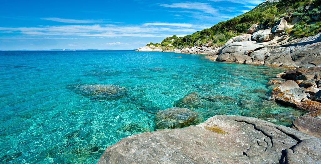 L'Isola d'Elba è la meta ideale per una vacanza